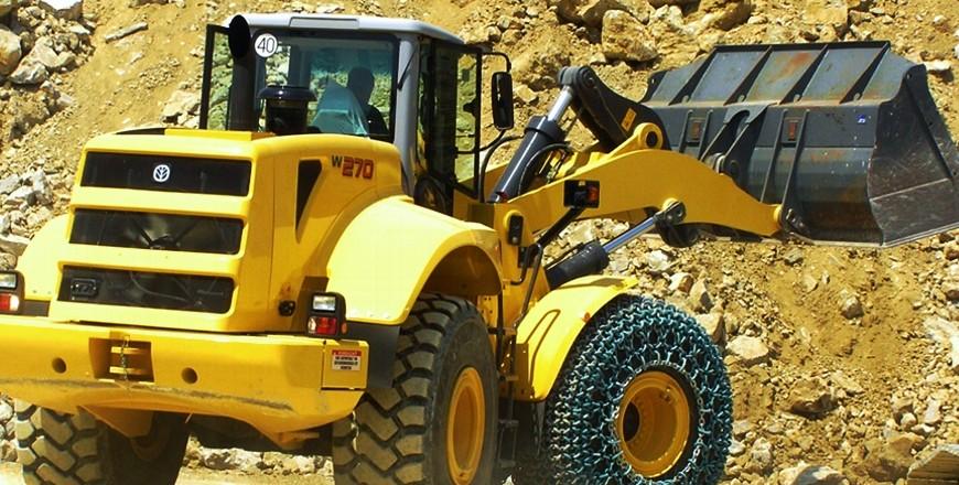 Części do maszyn budowlanych